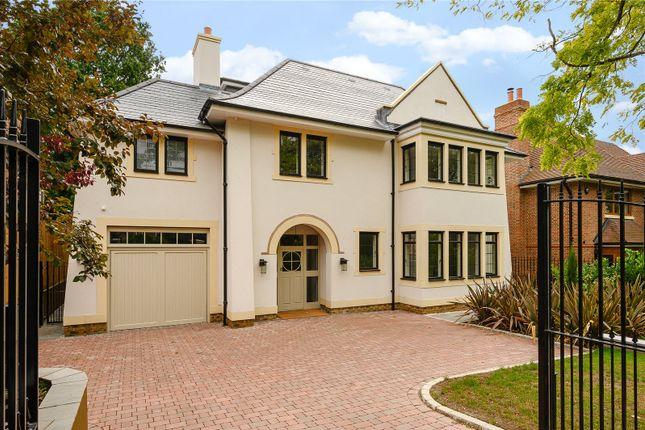 Thumbnail Detached house to rent in Ellerton Road, Wimbledon, London