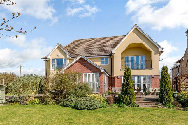 Thumbnail Detached house for sale in Priory Road, Sudbury, Suffolk