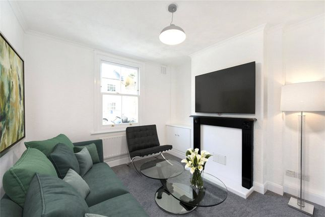 Thumbnail End terrace house to rent in Hadrian Street, London