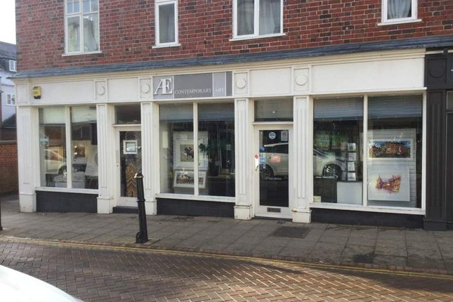 Thumbnail Retail premises for sale in Westgate Alms Houses, West Street, Warwick