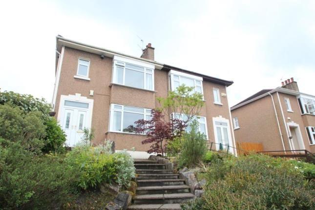 Thumbnail Semi-detached house for sale in Vardar Avenue, Clarkston, East Renfrewshire