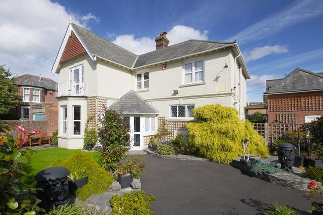 Thumbnail Detached house for sale in New Street, Lymington, Hampshire