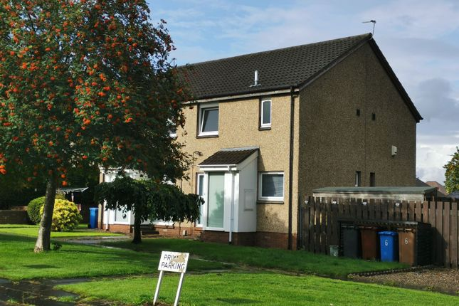 Thumbnail 1 bed semi-detached house for sale in Roslin Gardens, Dundee