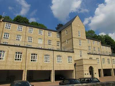 Thumbnail Flat to rent in New Mills, Nailsworth, Stroud