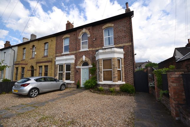 Thumbnail Flat for sale in Harlech Road, Crosby, Liverpool