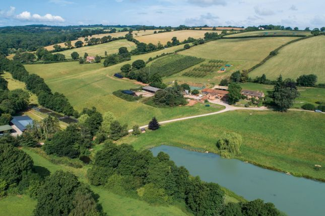 Thumbnail Country house for sale in Broomfield, Taunton, Somerset