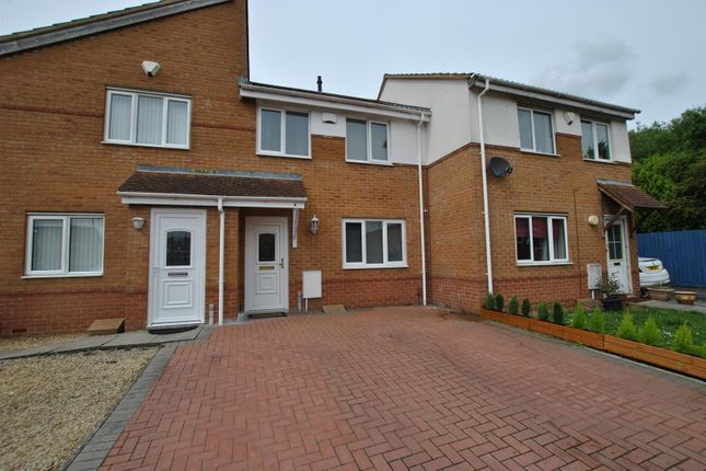 3 bed terraced house for sale in Gerrard Close, Knowle, Bristol