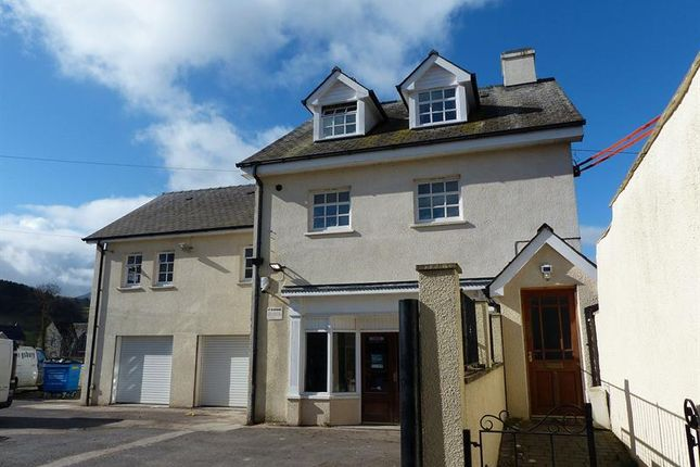 Thumbnail Flat to rent in St. Michael Street, Brecon