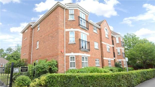 Thumbnail Flat for sale in Maxwell Place, Maxwell Road, Beaconsfield