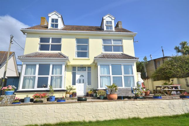 Thumbnail Detached house for sale in Chy An Dour Road, Praa Sands, Penzance