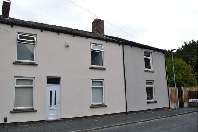 Thumbnail Terraced house to rent in Eatock Street, Platt Bridge, Wigan