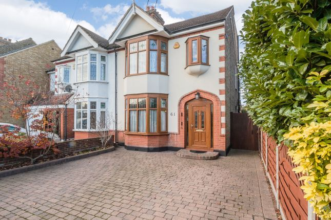 4 bed semi-detached house for sale in Pettits Lane, Romford