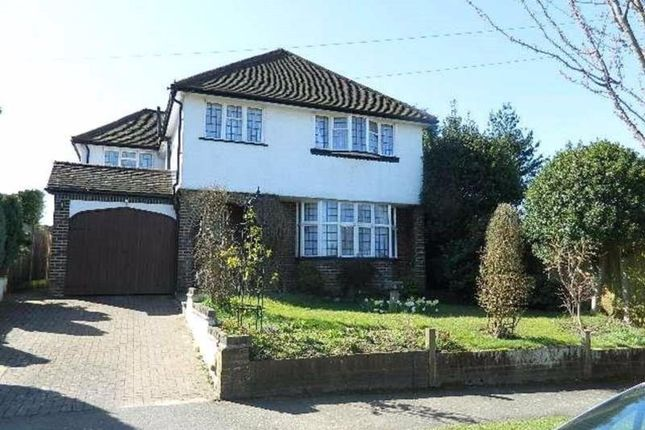 Thumbnail Detached house to rent in Shaw Close, South Croydon