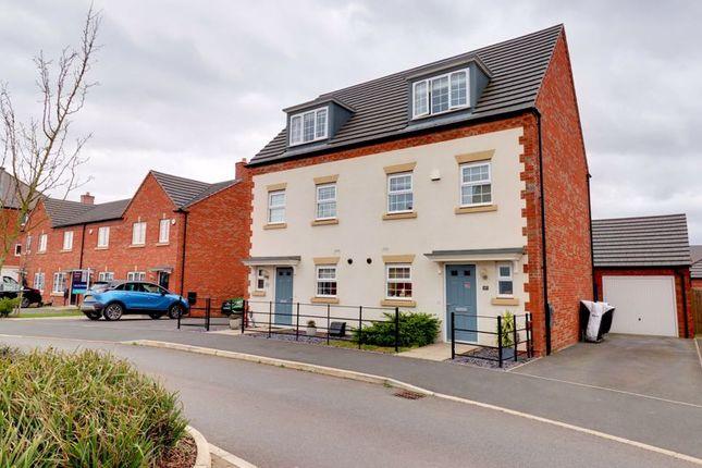 3 bed semi-detached house for sale in Tye Road, Fradley, Lichfield WS13