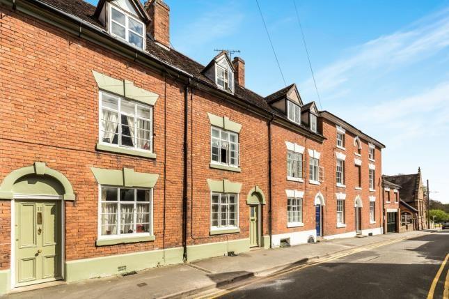 Thumbnail Terraced house for sale in Gerrard Street, Warwick, Warwickshire