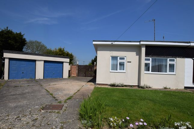Thumbnail Bungalow for sale in Arundel Close, Pevensey Bay