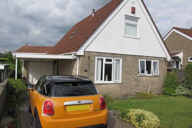 Thumbnail Detached bungalow for sale in Ty Llwyd Parc Estate, Quakers Yard, Treharris