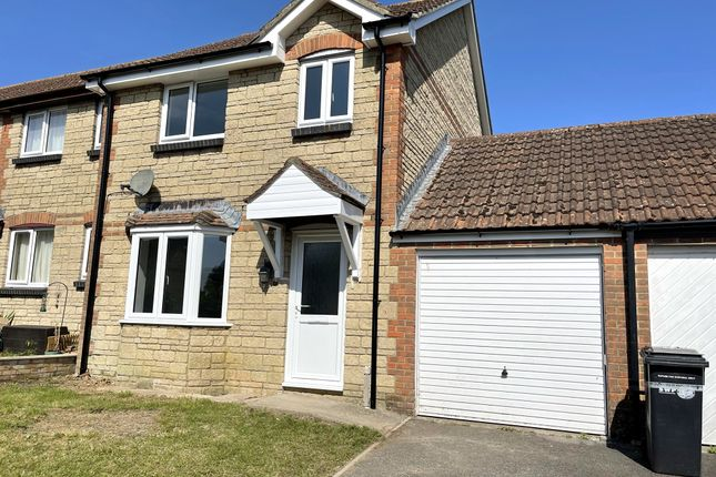 3 bed end terrace house to rent in Townsend Green, Henstridge BA8