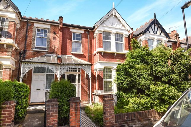Thumbnail Terraced house for sale in Belsize Avenue, Palmers Green, London