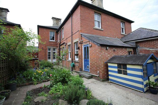 Thumbnail Semi-detached house for sale in Marshfield Road, Chippenham