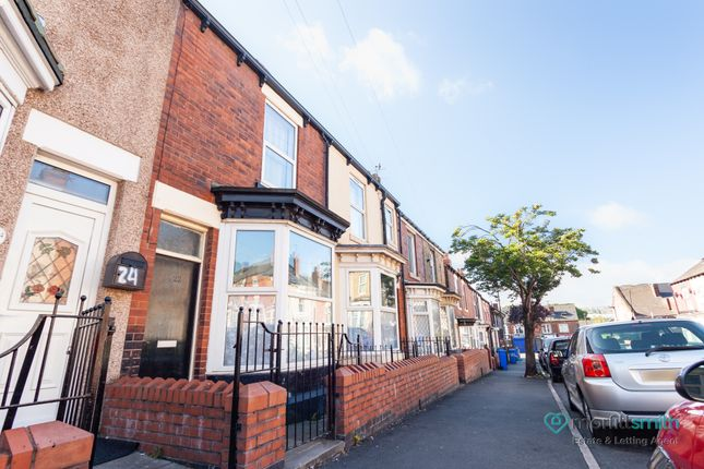 Thumbnail Terraced house to rent in Gainsford Road, Darnall