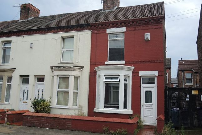 August Road, Anfield, Liverpool L6