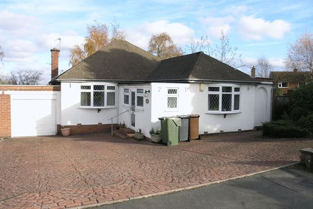 Detached bungalow in  Winston Drive  Romsley  Halesowen  Birmingham
