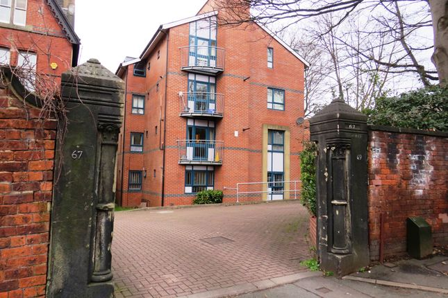 Thumbnail Flat for sale in Clarendon Road, Leeds