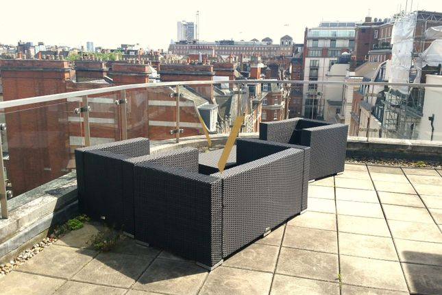 Thumbnail Flat for sale in North Row, Mayfair, London