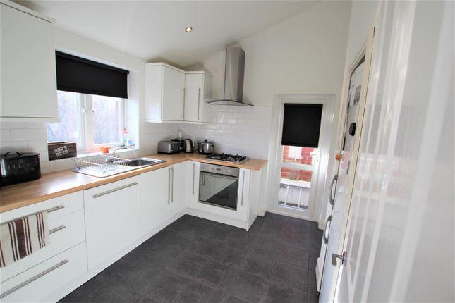 Kitchen of Coronation Drive, Knotty Ash, Liverpool L14