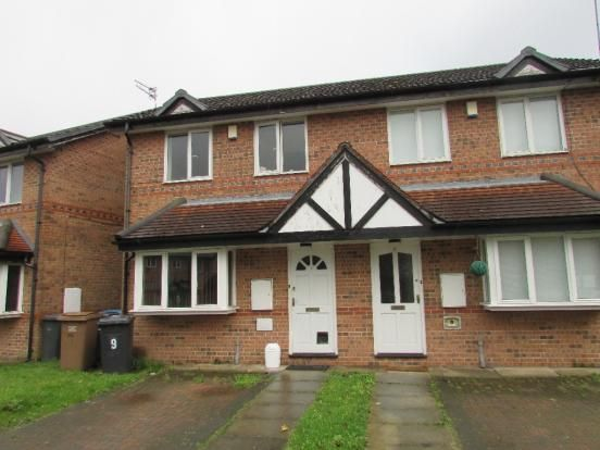 Thumbnail Semi-detached house to rent in The Bails, Salford