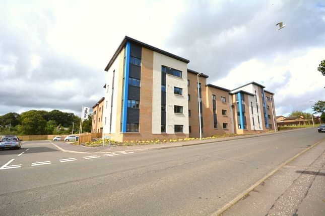 Thumbnail Flat to rent in Forbes Place, Falkirk