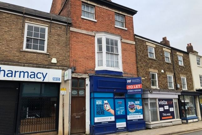Thumbnail Retail premises to let in Crown Walk, High Street, Oakham