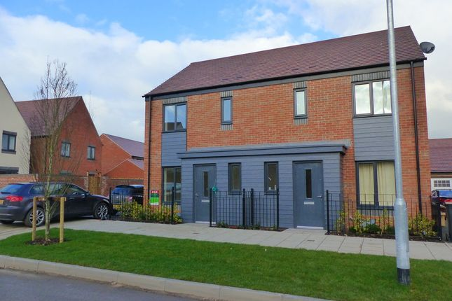 Thumbnail Semi-detached house to rent in Parkes Court, Birchfield Way, Telford