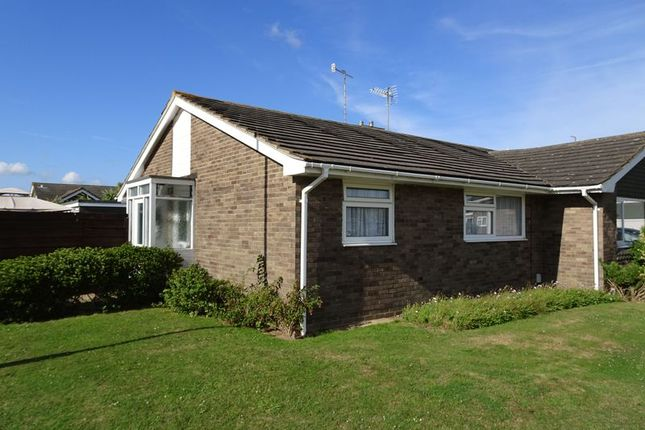 Thumbnail Semi-detached bungalow for sale in Boxgrove, Goring-By-Sea, Worthing