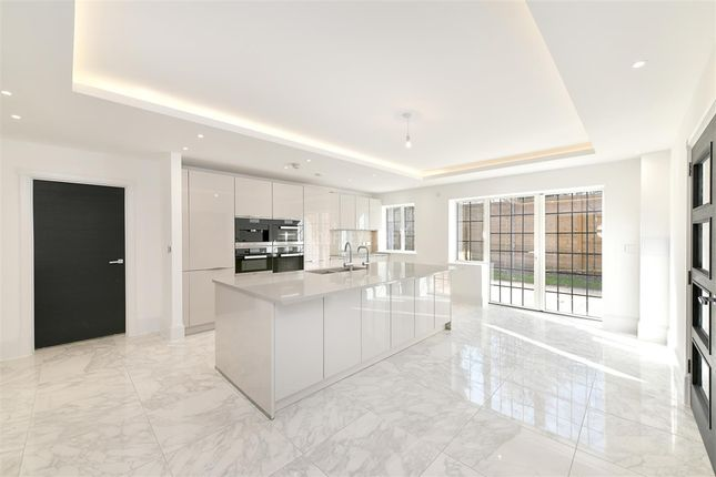 Thumbnail Detached house for sale in Chandos Way, Wellgarth Road, London