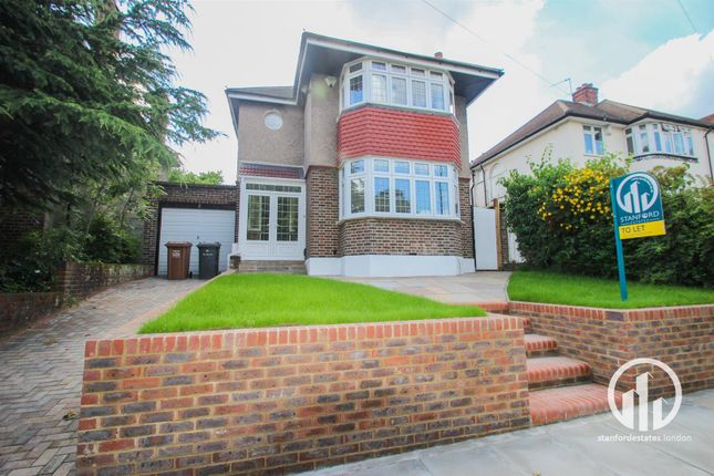 Thumbnail Property to rent in Featherstone Avenue, London