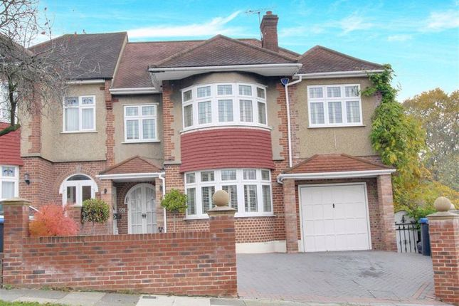 Thumbnail Semi-detached house for sale in Lakenheath, London
