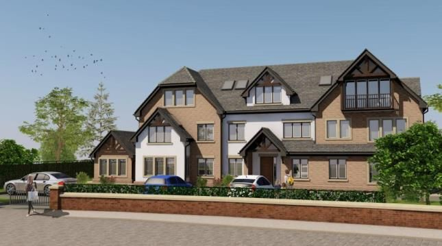 Thumbnail Property for sale in Garswood Manor, Brook Road, Maghull, Liverpool