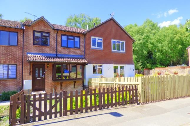 Thumbnail Terraced house for sale in Creekmoor, Poole, Dorset