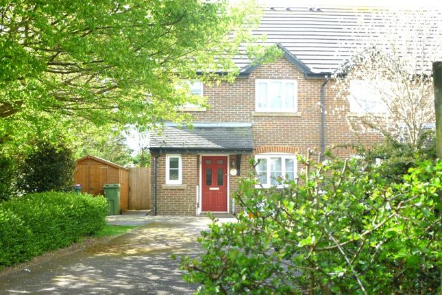 Thumbnail Semi-detached house to rent in Webster Way, Hawkinge, Folkestone