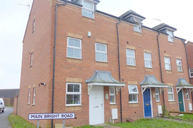 Thumbnail Property to rent in Main Bright Road, Mansfield Woodhouse, Mansfield