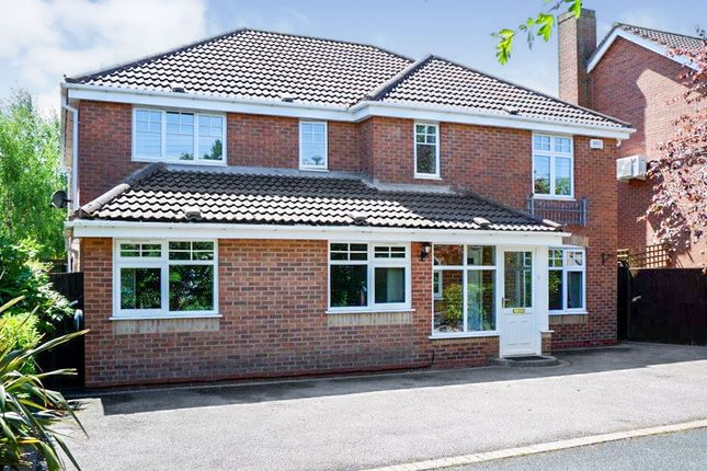 Thumbnail Detached house for sale in Canwell Gate, Sutton Coldfield