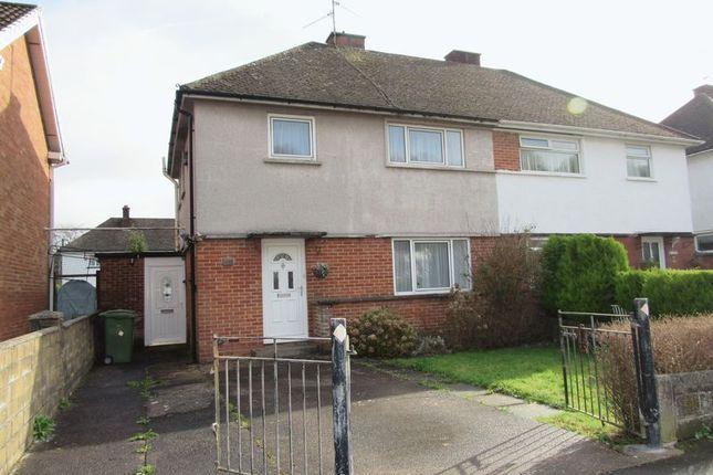 Thumbnail Semi-detached house for sale in Heol Yr Odyn, Cardiff