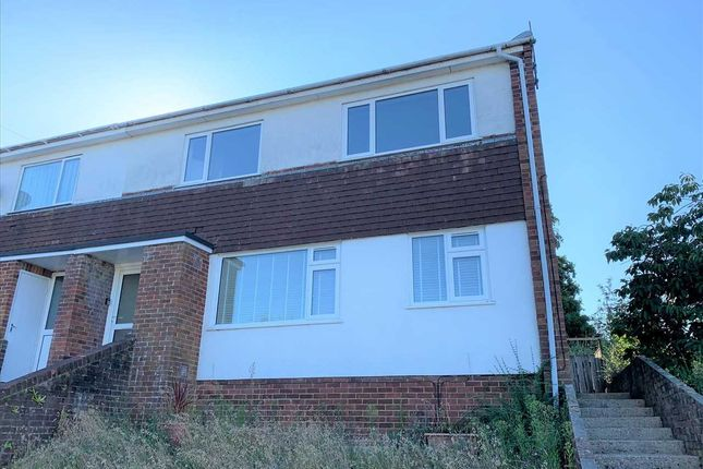 Thumbnail Flat to rent in Mayford Road, Branksome, Bournemouth