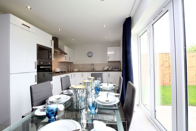 4 bedroom detached house for sale in St Georges Way, Darlington