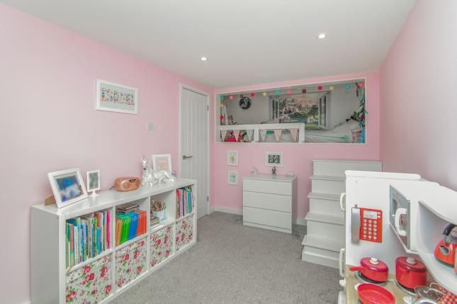 Bedroom Two of The Downs, West Looe, Cornwall PL13