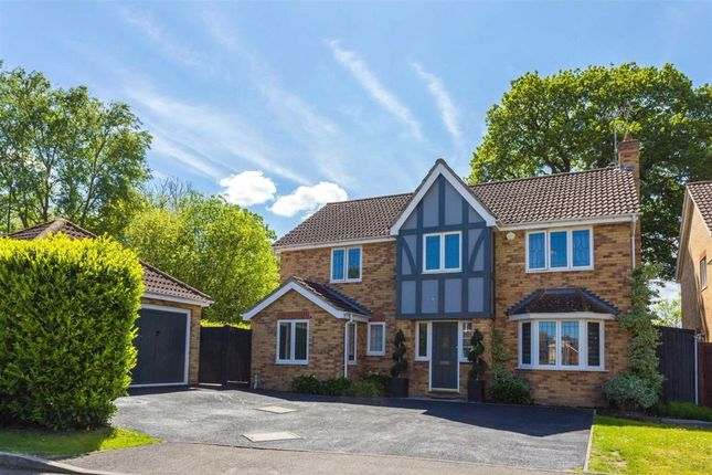 Thumbnail Detached house for sale in Mylne Close, Cheshunt, Hertfordshire