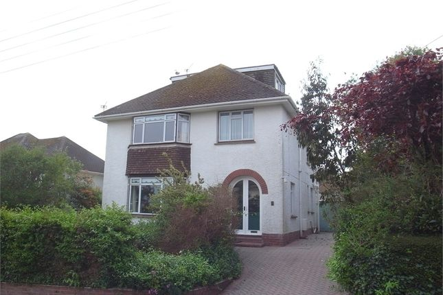 Thumbnail Detached house for sale in Swains Road, Budleigh Salterton