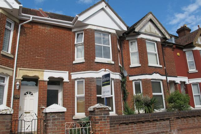 3 bed terraced house to rent in Ampthill Road, Southampton